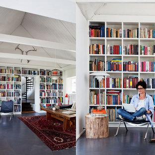 Home Library Design Ideas Houzz