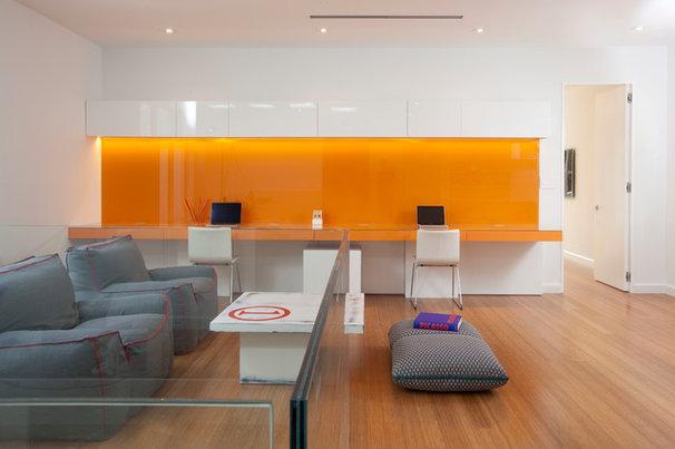 Modern Home Office Modern Home Office