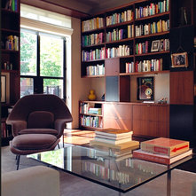 modern home office by baltis architects beautiful relaxing home office