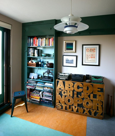 Alphabet Decor Spells High Style for Rooms