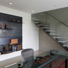 Modern Home Office by LOTOS Construction