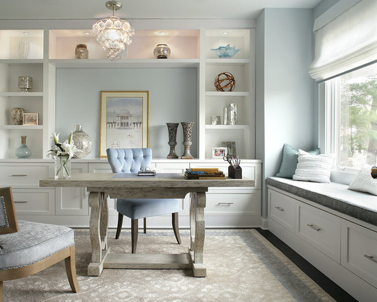 Home Office new york home office design ideas, remodels & photos