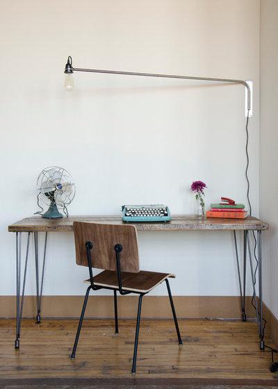 Rétro Bureau à domicile by Urban Wood Goods
