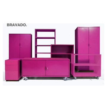 Modern Office Furniture - Metal Storage 1.0