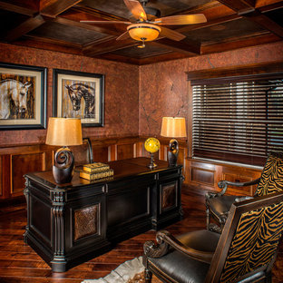 75 Most Popular Rustic Home Office Design Ideas For 2018 Stylish