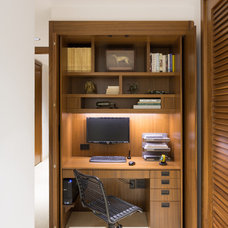 Modern Home Office by Touzet Studio