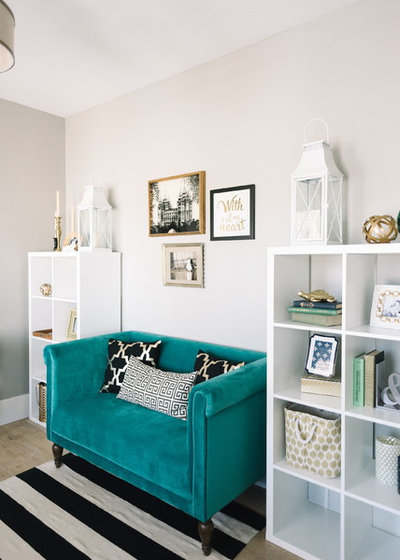 furniture for compact spaces. Transitional Home Office \u0026 Library By Design Loves Detail Furniture For Compact Spaces