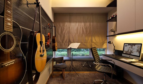 Best of the Week: 21 Marvellous Music Rooms and Studios