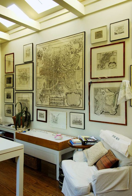traditional home office by Bosworth Hoedemaker