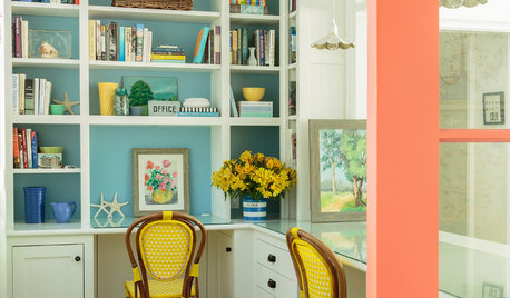 10 Places to Use Paint or Wallpaper to Create a Fun Design Moment