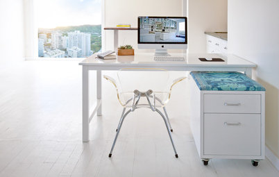Home Office: 11 Smart And Stylish Ways to Store Your Files