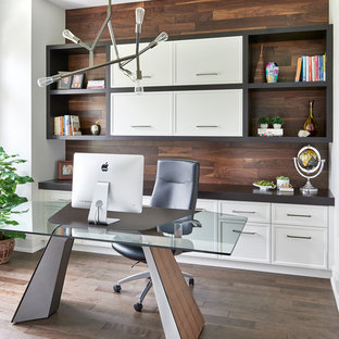 100+ Contemporary Home Office Ideas: Explore Contemporary Home ...