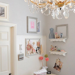 Office Sewing Room | Houzz