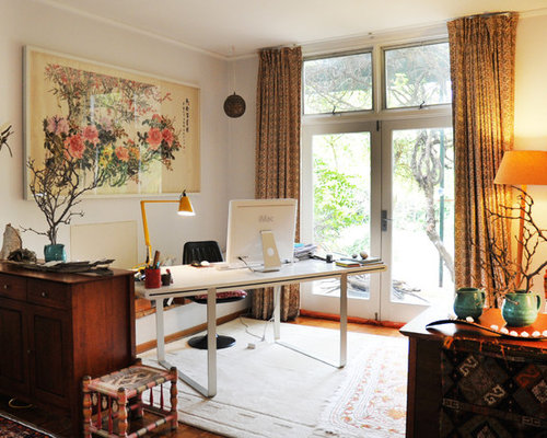 Beautiful home offices ideas pictures remodel and decor for Beautiful office pictures