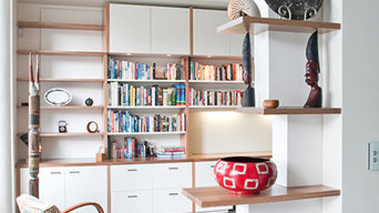Muhlen Residence Feature Shelf
