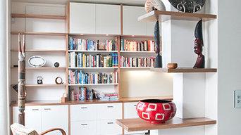 Muhlen Residence Feature Shelf
