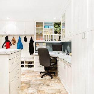 Multipurpose-Office, Craft, Mudroom and Storage