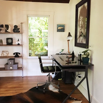 Music Inspired Home Office