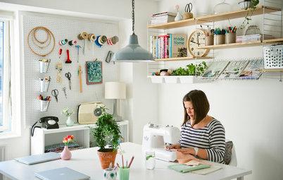 Un taller en casa: Ideas para una zona donde desarrollar tus aficiones
