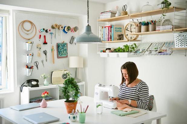 rangement mural organisez vous gr ce au panneau perfor. Black Bedroom Furniture Sets. Home Design Ideas