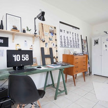 10 Home Office Spaces With Vintage Charm