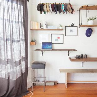 Stilmix Arbeitszimmer in San Francisco