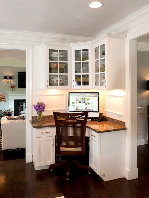 Mini Office Home Design Ideas, Pictures, Remodel and Decor