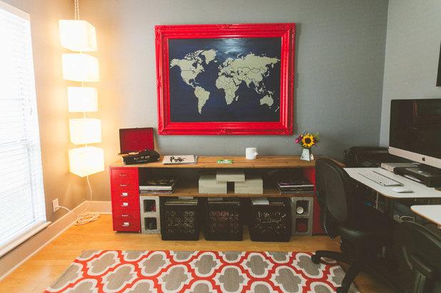 Idee fai da te per decorare casa con elementi grafici
