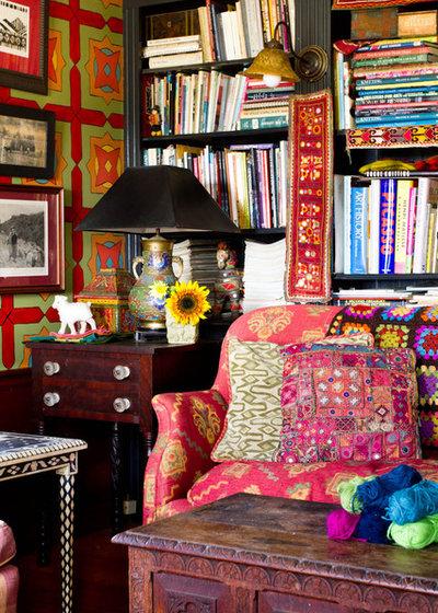 Farmhouse Home Office by Rikki Snyder