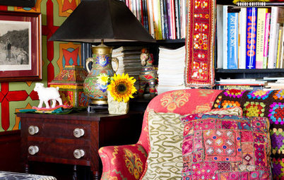 Beautiful Clutter? These 13 Rooms Say Go for It