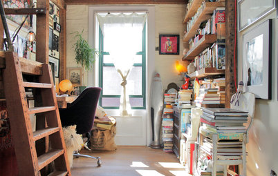 My Houzz: Airiness and Intrigue in a Brooklyn Brownstone
