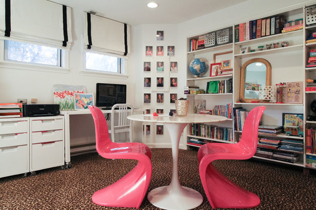 Transitional Home Office by Michaela Dodd