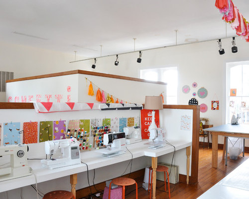 Sewing Room Designs | Houzz