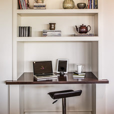 Transitional Home Office by Becki Peckham