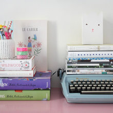 {Dream Home Office and Library}