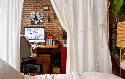 8 Home Desk Areas That Work and Stay Tidy Too