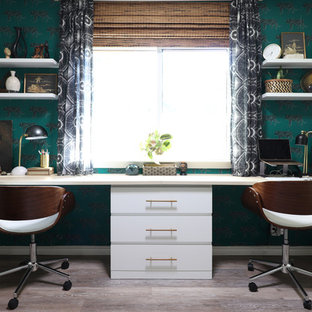 Eclectic home office Eclectic Design 75 Most Popular Eclectic Home Office Design Ideas For 2019 Stylish Eclectic Home Office Remodeling Pictures Houzz Houzz 75 Most Popular Eclectic Home Office Design Ideas For 2019 Stylish