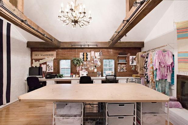Home Office by Caroline Sharpnack