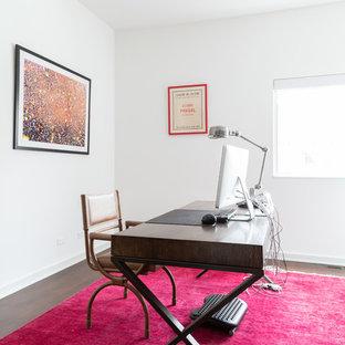 Стильный дизайн: кабинет в стиле фьюжн - последний тренд