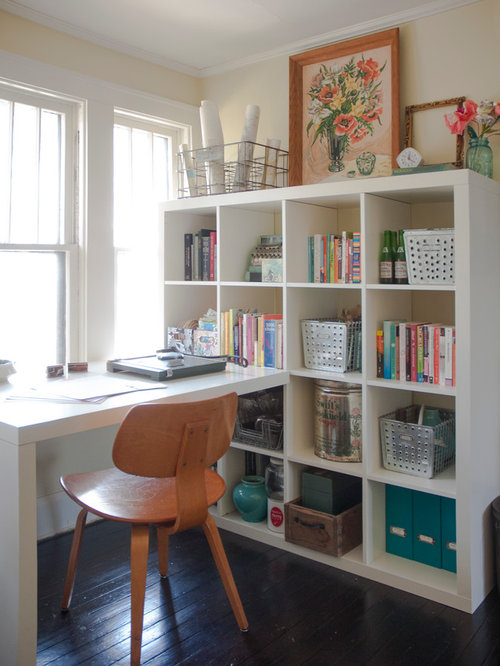 Ikea Home Office Library Ideas: Organizing Bookcase Ideas, Pictures, Remodel And Decor