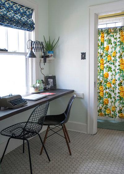 visite priv e une d coration artisanale pour un atelier dans l ohio. Black Bedroom Furniture Sets. Home Design Ideas