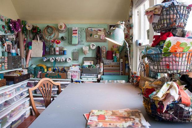 8 bonnes raisons d 39 avoir un atelier chez soi. Black Bedroom Furniture Sets. Home Design Ideas