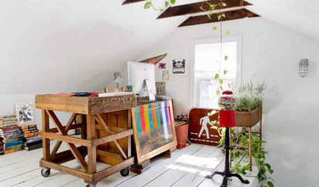 What Does Your Attic Want to Be When It Grows Up?