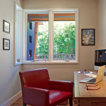 My Houzz: Simple Living Inspires Efficient Northern Californian Home