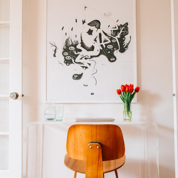 My Houzz: Warmth and Style in 350 Square Feet