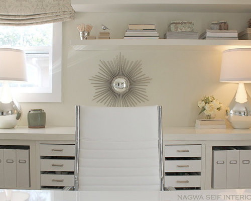 Ikea Hack Home Office Design Ideas Remodels Photos