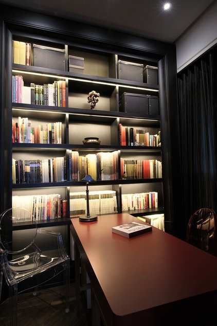 Contemporary Home Office by PLAN architecture   design   strategy