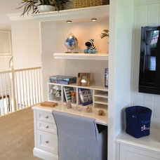 Traditional Home Office by Custom Closets & More...