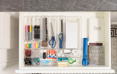 Super Organisation Ideas & Storage Tips Using Containers