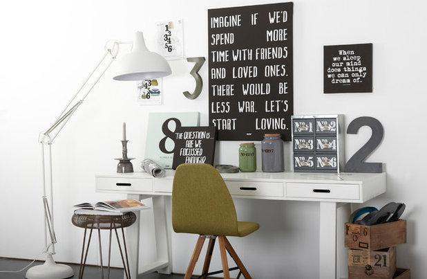 Scandinave Bureau à domicile by Cuckooland